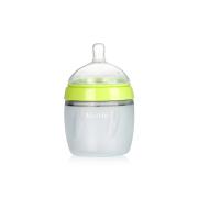 妈咪雅仿乳广口硅胶奶瓶(160ml)