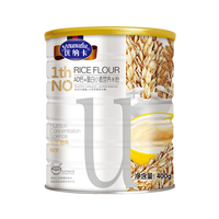 优纳卡AD钙+蛋白小麦米粉(罐装)