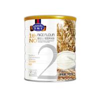 优纳卡钙铁锌小麦米粉(罐装)